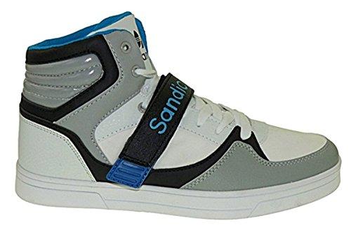 Skater Basketballschuhe Herren Art Sneaker 739 Skaterschuhe Schuhe Neu OwRpF
