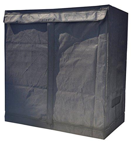 """41Idol8kp2L - Smart Indoor Grow Tent 43""""x25""""x48"""" 600D Heavy Duty High Mylar Waterproof Grow Room for Indoor Plant Growing 4'x4'"""