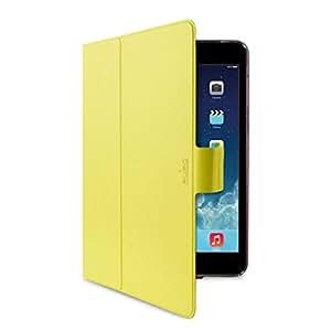 Puro Booklet - Funda para Apple iPad Mini/Retina, amarillo y rosa
