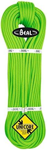 BEAL Opera - Cuerda de Escalada Unisex, Unisex Adulto, BC085O, Verde, 50 m