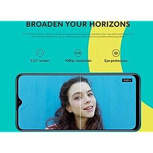 "Xiaomi Redmi 9 (64GB, 4GB) 6.53"", 5020 mAh Battery, Dual SIM GSM Unlocked Global 4G LTE (T-Mobile, AT&T, Straight Talk) International Model (Carbon Grey)"