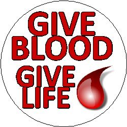 Give Blood - Give Life 1.25