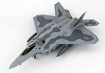 Hobby Master 2816 Lockheed F-22 Raptor 95th FS 2015 1/72 Scale Diecast Model