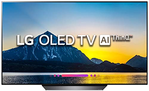 LG 4K UHD OLED Smart TV OLED55B8PTA