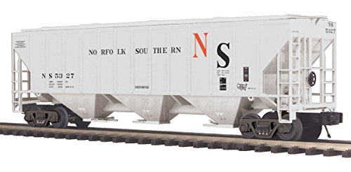 MTH Ps-2CD High-Sided Hopper Car Norfolk Southern