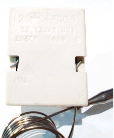 /P 780006/ CubetasGastronorm termostato friggitrice 30//°C//205oc 16/A 250/V Compatibile movilfrit/
