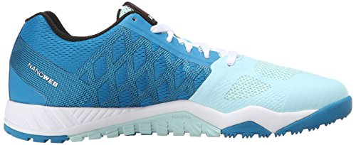 Reebok Women's Ros Workout TR Training Shoe Conrad Blue/Cool Breeze/White/Black good selling online eastbay cheap online with mastercard sale online authentic cheap price txy9dhqw