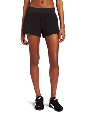 PUMA Women's Loose Short, Black, X-Large