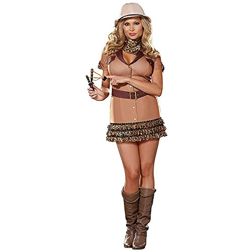 On The Hunt Costume (XL) -