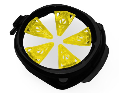 Virtue Paintball Crown SF Speed Feed - Prophecy / Z2 - Yellow - Paintball Empire Prophecy