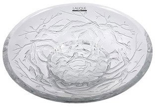 $1,596 Authentic Lalique Ronces Brambles 10.5