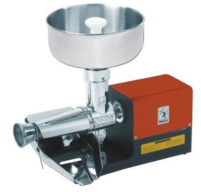 O.M.R.A. Home Tomato Electric Milling Machine 2400 by Aroma