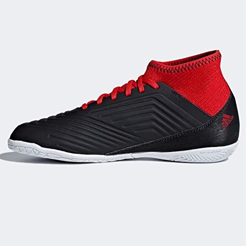 negbs De Adidas Ftbol Negro Sala ftwbla Unisex In 001 J Zapatillas rojo Adulto Tango 3 18 Predator rOFn8Oq0R