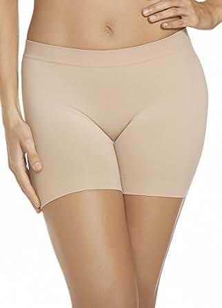 Jockey Women's Underwear Skimmies Short Length Slipshort , black, S