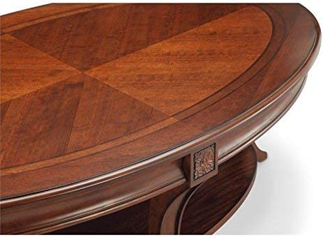 Magnussen Winslet Round Accent Table