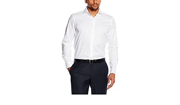 Mirto Venecia Camisa de Vestir para Hombre: Amazon.es: Ropa y accesorios
