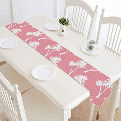 SHIHDFOPZ Double Coconut Palm Tree Pink 13