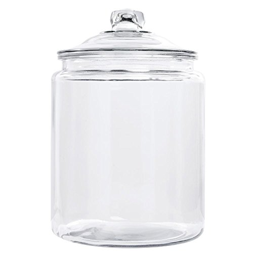 1 2 gallon jars with lids - 9