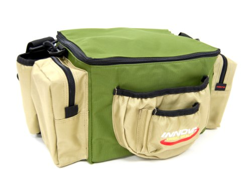 Golf Bag Khaki - 6