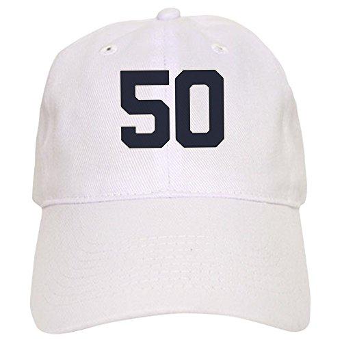 Number Cap - 4