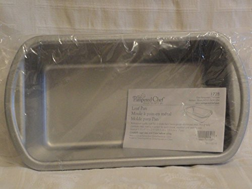 The Pampered Chef Loaf Pan #1728 (Pampered Chef Bread Pan compare prices)