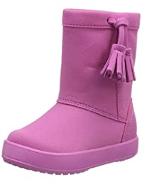 crocs LodgePoint Boot Slip-On (Toddler/Little Kid)