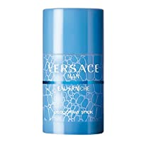 Versace Man Eau Fraiche by Versace, desodorante en barra de 2.5 onzas para hombres