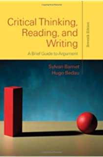 critical thinking reading and writing 8th edition pdf