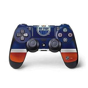 Edmonton Oilers PS4 Pro/Slim Controller Skin - Edmonton Oilers Jersey | NHL & Skinit Skin