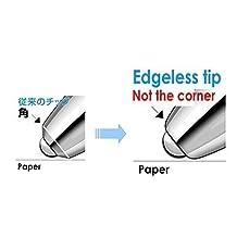 Uni-ball Signo RT Rubber Grip & Click Retractable Ultra Micro Point Gel Pens -0.38mm-black,Blue,Red,Blue Black Ink-Each 1 Pen- value Set of 4 (With Our Shop Original Product Description)