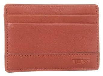 Tumi Men's Rivington Slim Card Case Id, Lava, One Size