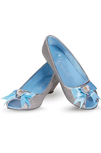 Disguise Cinderella Prestige Shoes