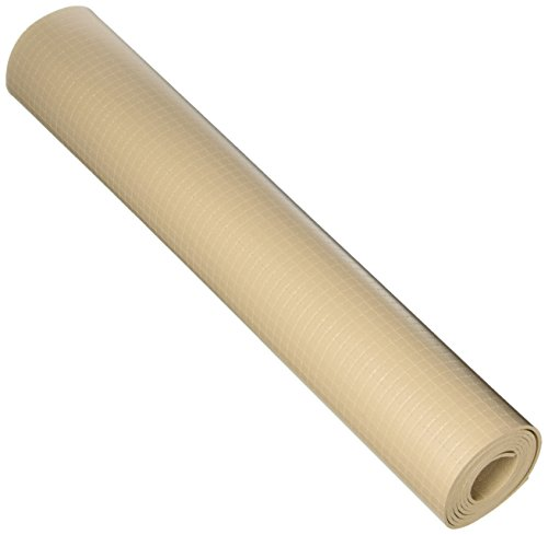 Roll Perforated Grip (Con-Tact Brand Zip-N-Fit Solid Grip Non-Adhesive Non-Slip Shelf and Drawer Liner, 18-Inches by 4-Feet, Taupe)