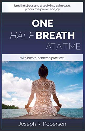 One Half-Breath At A Time: How To Turn Stress & Anxiety Into Calm Ease, Productive Power, And Joy With Breath-Centered Practices