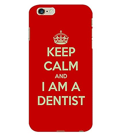 Fuson 3D Printed Dentist Wallpaper Designer Back Case Cover For Apple IPhone 6S Plus