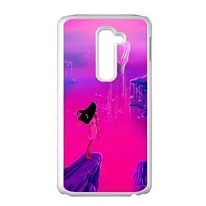 LG G2 Cell Phone Case White_Pocahontas Stjvx