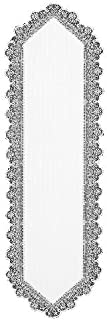product image for Heritage Lace Prelude 14-Inch by 44-Inch Runner, White