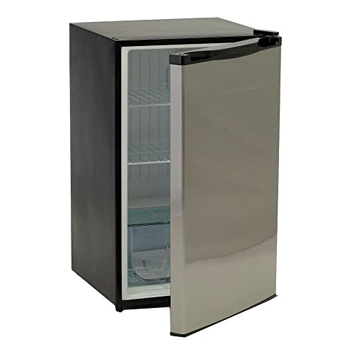 Bullet 4.5 cu. ft. Mini Refrigerator in Stainless Steel