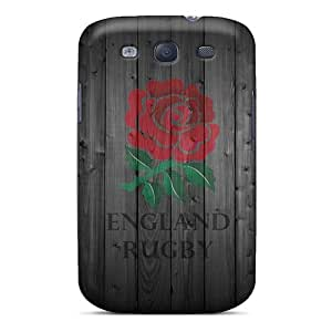 Premium [Myk3921NLVr]eng Rugby iphone 6 Case For Galaxy S3- Eco-friendly Packaging