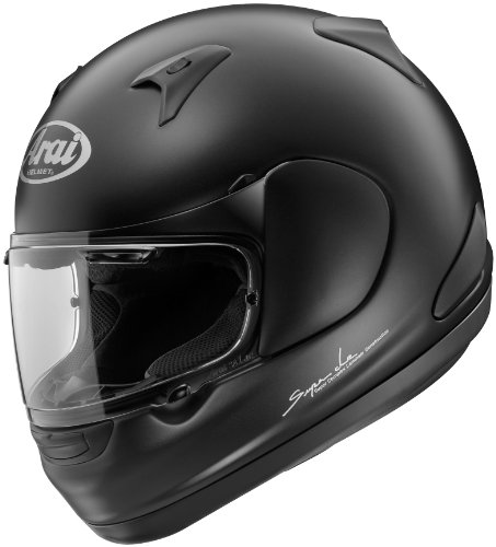 Arai Signet-Q Full Face Helmet Black Frost XL/X-Large