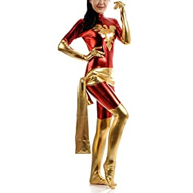 - 41Ie 2BVoxKHL - Mark Costume X-Men Dark Phoenix Costume for Adults and Kids