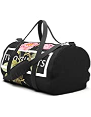 Harry Styles Two Ghosts Graphic Design Travel Sport Barrel Duffle Bag