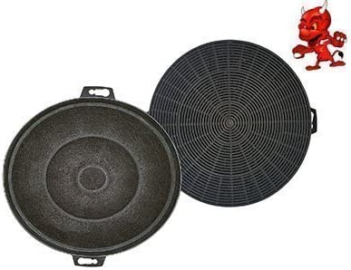 Filtro de carbono activo filtro Filtro de carbón para Campana extractora campana extractora BSH - grupo 353121 / 00353121: Amazon.es: Grandes electrodomésticos