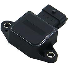MUCO New Premium Compatible TPS Throttle Position Sensor For Honda, Hyundai, KIA, Land Rover, Nissan, and Saab 35170-22600 1997-2007