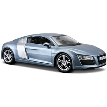Maisto 1:24 Scale Audi R8 Diecast Vehicle (Colors May Vary)