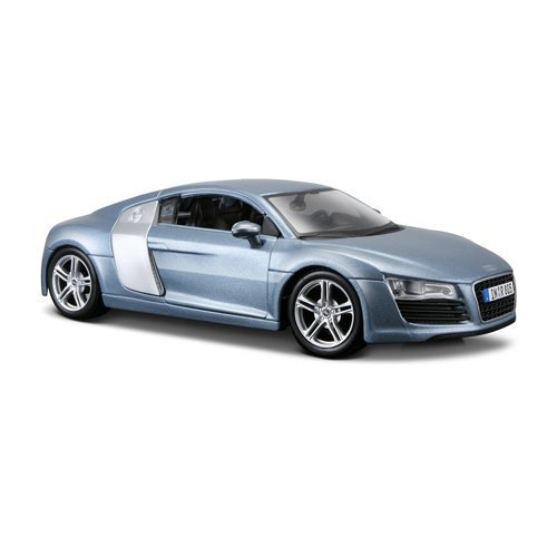 Audi Diecast Cars (Maisto 1:24 Scale Audi R8 Diecast Vehicle (Colors May Vary))