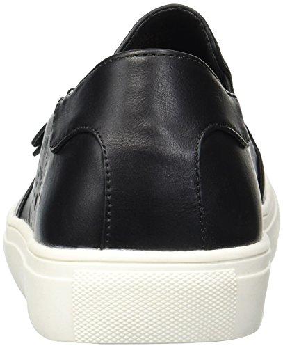 Sneaker Whitney Nera Da Donna Nano Lepore