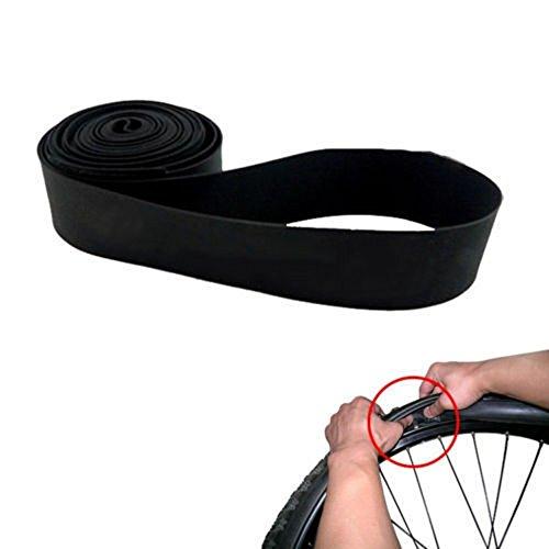 "Tuliptown 26"" High Pressure Mountain Bike Bicycle Rim Tape Inner Tube Protector Strip Band"