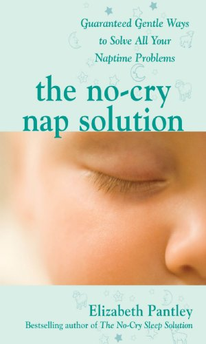 No Cry Nap Solution Guaranteed Relationships ebook product image