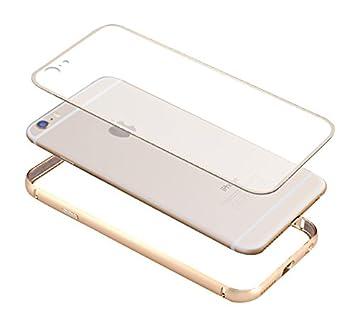 zttech aluminio móvil iPhone 6/6s aluminio Case Bumper Marco ...